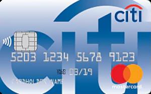Ситибанк Citibank MasterCard
