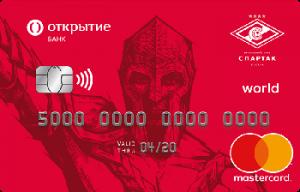 Банк Открытие Карта Гладиатора Премиум
