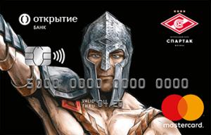 Банк Открытие Карта болельщика предоплаченная
