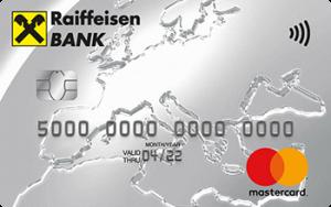 Райффайзенбанк Mastercard Standard