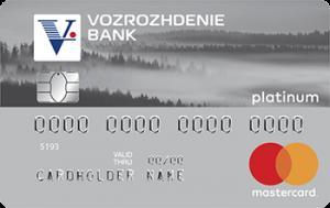 Банк Возрождение MasterCard Platinum