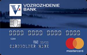Банк Возрождение MasterCard Standard