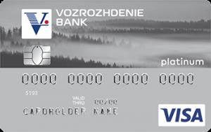 Банк Возрождение VISA Platinum