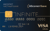 Абсолют Банк Infinite Private Banking