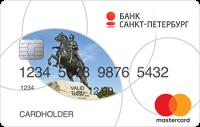 Банк Санкт-Петербург Неэмбоссированная