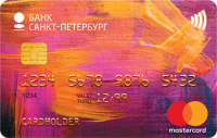 Банк Санкт-Петербург Яркая