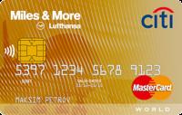 Ситибанк Miles & More Premium