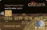 Ситибанк Citigold Private Client