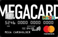 Кредит Европа Банк MEGACARD