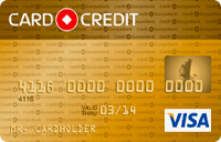 Кредит Европа Банк CARD CREDIT GOLD