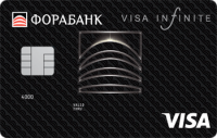 Фора Банк Visa Infinite