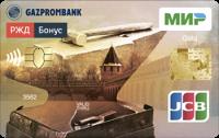 Газпромбанк МИР-JCB