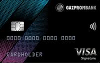 Газпромбанк Visa Signature