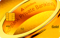 ЛОКО-Банк Gold Private Banking