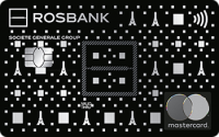 Росбанк Mastercard World Black Edition