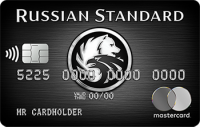 Банк Русский Стандарт Black