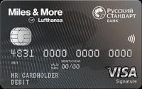 Банк Русский Стандарт Miles & More