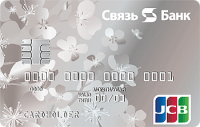 Связь-Банк JCB Platinum