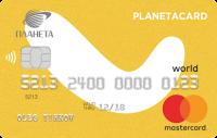 Тинькофф Банк PLANETACARD