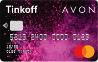 Тинькофф Банк Avon