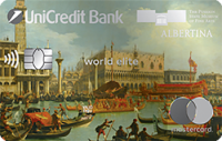 ЮниКредит Банк Mastercard World Elite