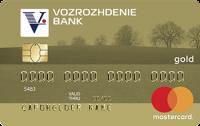 Банк Возрождение MasterCard Gold