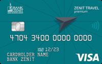 Банк Зенит Travel