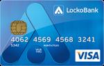ЛОКО-Банк Зарплатная карта