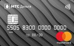 МТС Банк Zero