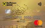Райффайзенбанк Gold Mastercard
