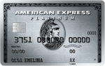 Банк Русский Стандарт The Platinum Card