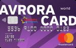 Тинькофф Банк AVRORACARD