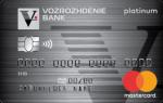 Банк Возрождение #НЕПРОСТОКАРТА
