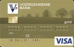 Банк Возрождение VISA Gold