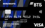 Банк ВТБ Мультикарта